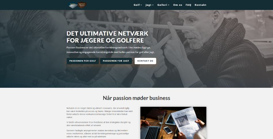 Passion Business